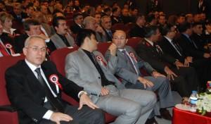 Atatürk oratoryosu duygulandırdı