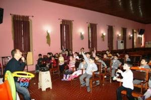 Mithat Paşa öğrencilerine deprem eğitimi verildi