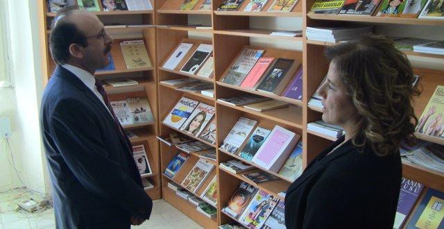 kütüphane 2