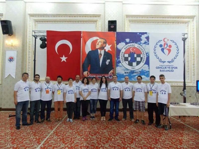 Hatay Büyükşehir Belediyesi Satranç takımı  (1)
