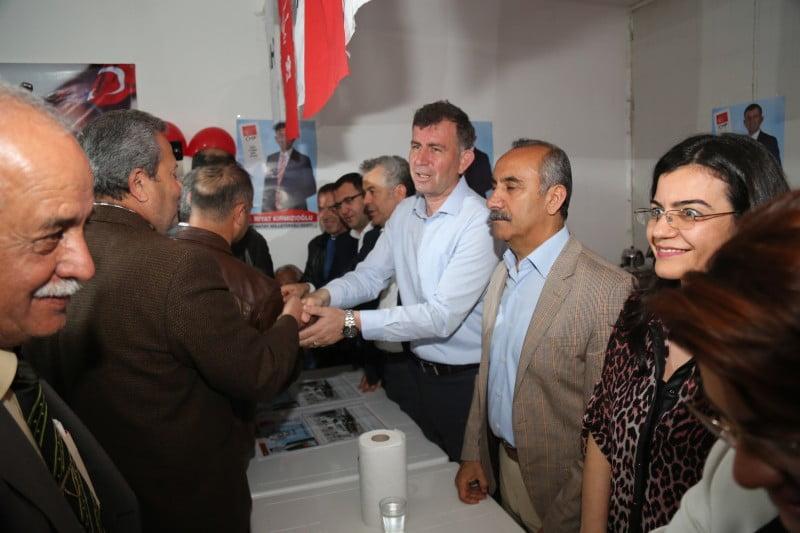 Karaağaç Seçim Ofisi Açılışı (7)