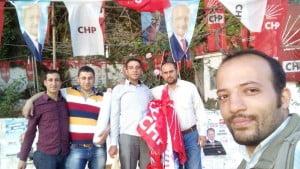 Chp'li gençlerin bayrak - afiş çalışmaları (23)