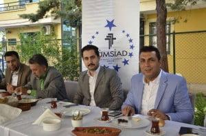 tümsiad üyeleri kahvaltıda buluştu (4)
