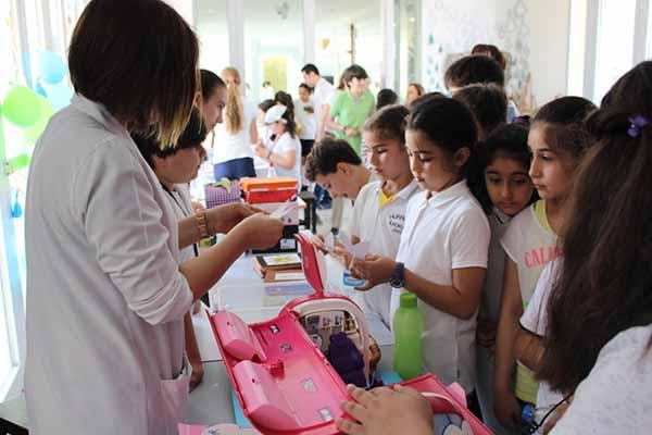 Özel İKEM Koleji 4. Bilim ve Sanat Festivali (4)