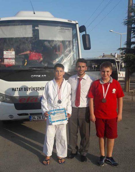 Judo Takımı'ndan Büyük Başarı (2)