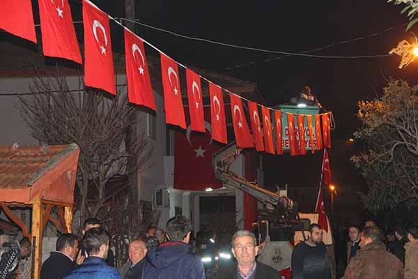 Şehit Jandarma Uzman Çavuş Mete Can Altınçağ mezarlığına defnedilecek