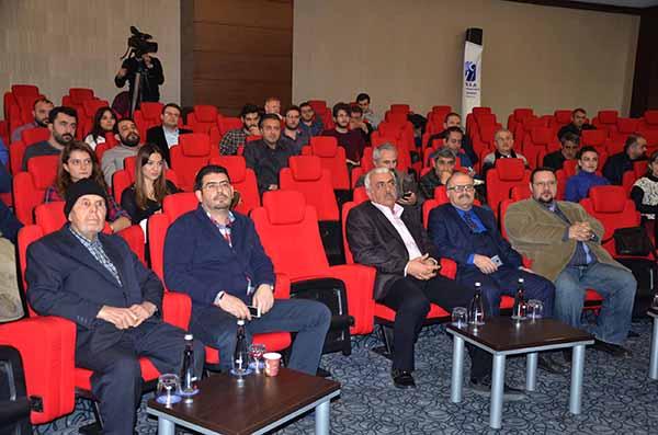 'İnşaat Sektöründe Riskler ve Risk yöntemi' ile ilgili bilgilendirme toplantısı düzenlendi