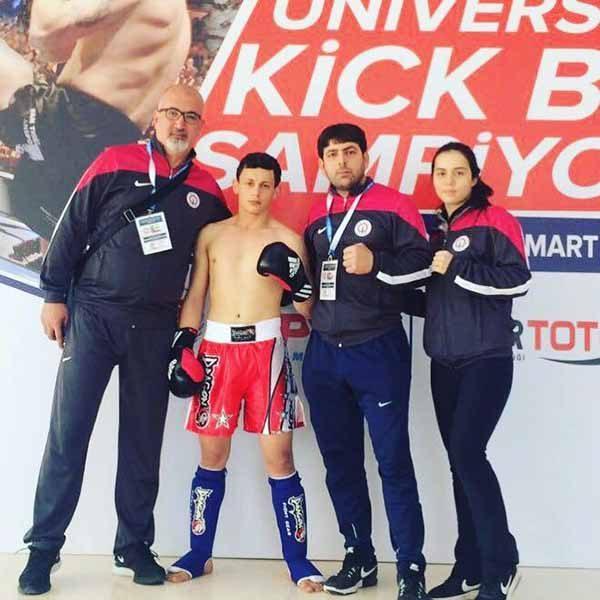 İSTE'li sporcuların başarıları İskenderun'u Gururlandırıyor