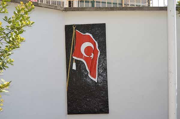 """Belen """"Atatürk Anıtı""""nın Tadilat ve Bakımı Yapıldı"""