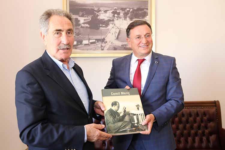 Eski Kültür ve Turizm Bakanı Ertuğrul Günay Hatay'da
