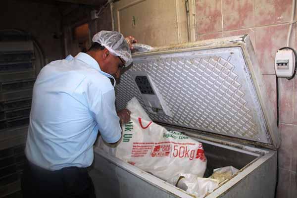Ramazanda Fırın Denetimlerini Sıklaştı