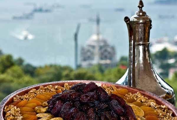 Ramazan'da Sağlığınızı ve Formunuzu Koruyun