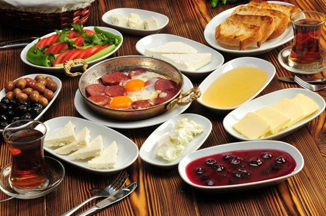 Ramazan sonrasında beslenmeye dikkat