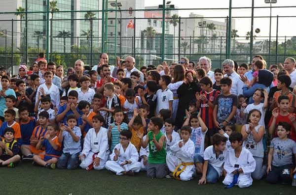 İskenderun Ücretsiz Yaz Spor Okulları Başlıyor