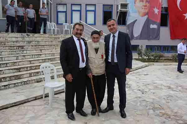 30 Ağustos Zafer Bayramının 95 'inci yıldönümü Arsuz'da kutlandı