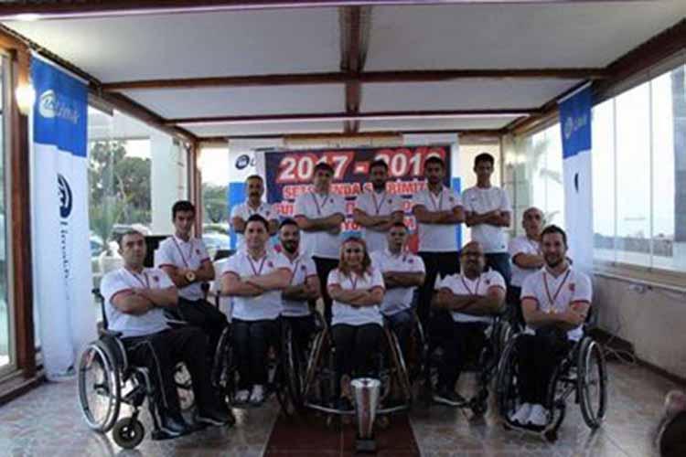 Tekerlekli Sandalye Basketbol Türkiye Kupası Organizasyonu İskenderun'da