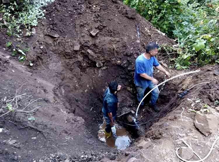 Hatsu,Payas Belediyesi'nin Yetki Dışı Müdahalesi Payas'ı Susuz Bıraktı