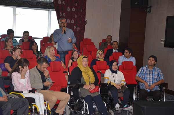 İTSO'da Engeller Kalkıyor projesi toplantısı yapıldı