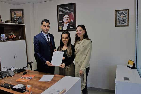 """""""Genç Çok İş Yok"""" SODES Projesi Sözleşmesi İmzalandı"""