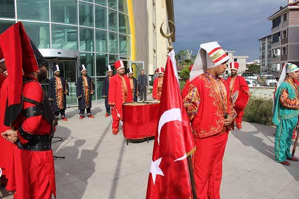 Arsuz 12 Mart İstiklal Marşı'nın kabulü ve Mehmet Akif Ersoy'u anma programı