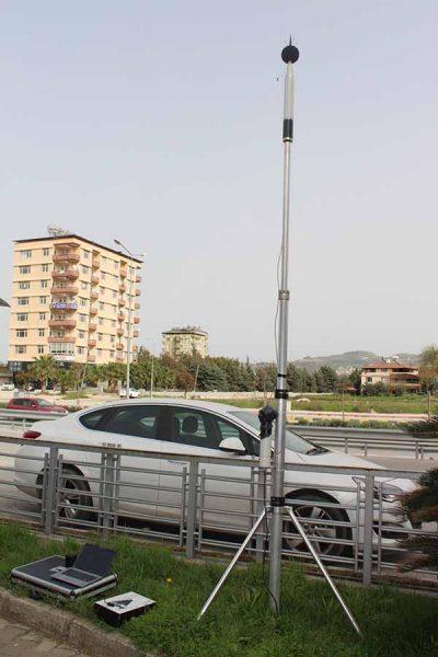 Tübitak İle  Kentin Trafik Gürültü Haritasını Hazırlıyor