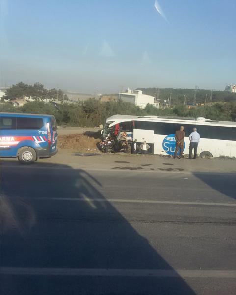 İskenderun'da trafik kazası 10 Yaralı