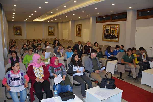 Belen Belediyesi Çocuk Meclisi Komisyonları Toplandı