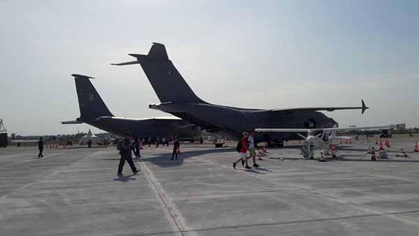 İSTE Eurasia Airshow'da