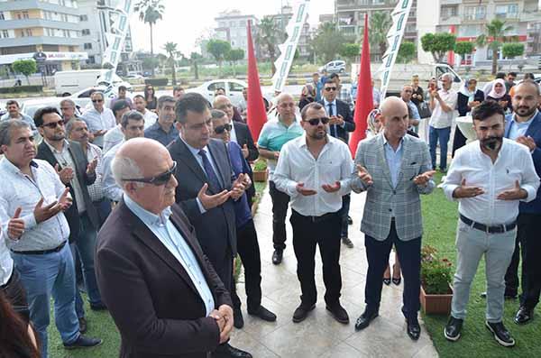 BELLONA Osmanlı Mobilya Dualarla hizmete açıldı