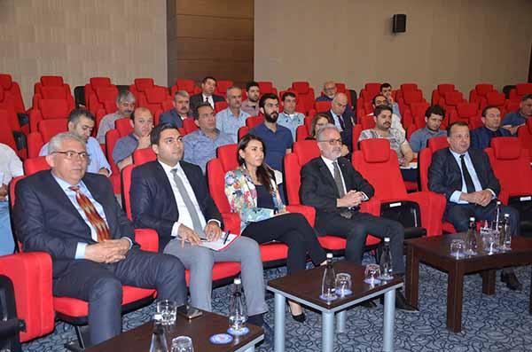 KOBİ Gelişim Destek Programı ve Teknoloji Transfer Ofisi bilgilendirme toplantısı gerçekleşti