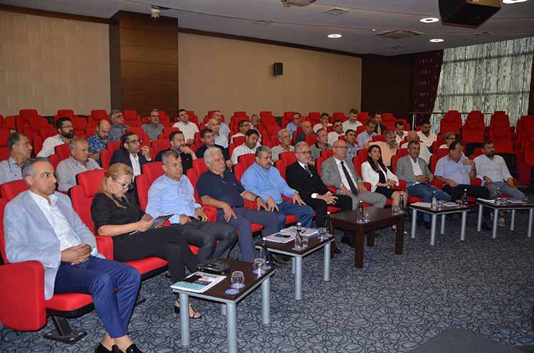 İTSO Meclisinde Bölgemiz için yeni projeler ele alındı