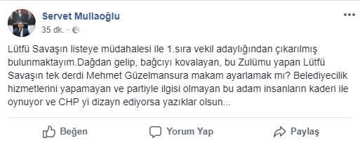CHP'de Milletvekili Aday Listesi Değişti