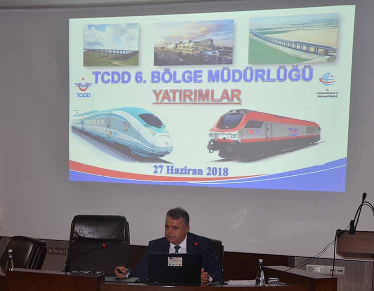 İskenderun'a Hızlı Tren Projesi bölge ekonomisi için umut verici