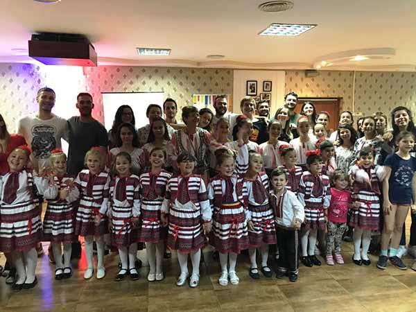 Erasmus+ Projesi ile Gençler Romanya'da Bir Araya Geldi