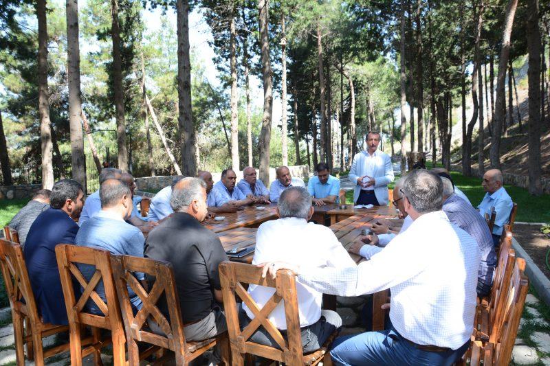 Belen Belediyesinden İmar Barışı Bilgilendirme Toplantısı