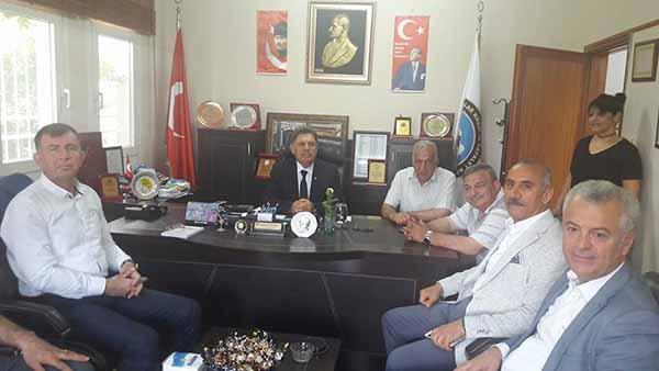 Riyat Kırmızıoğlu;Esnaf Bakanlığı ve Turizm Köyleri Kuracağız Adaleti Sağlayacağız