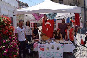 Gençler Erasmus+ Projesi İle 2019 Avrupa Kültür Başkenti Bulgaristan'da Buluştu