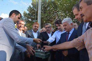 Gazi Abdurrahman Paşa Camii'nin Temeli Atıldı