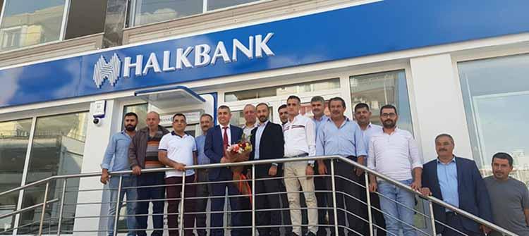 Denizcilerde Halk Bankası Açıldı