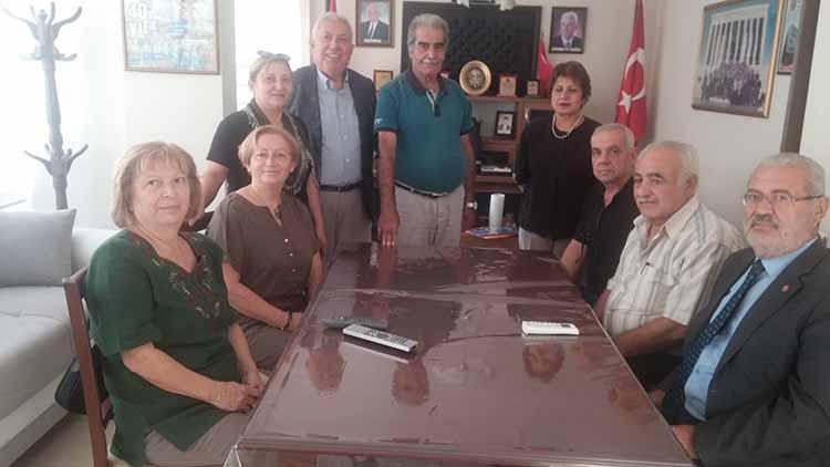 """CHP'li Muhsine Korkmaz """"Emeklilerimiz başımızın tacıdır…"""""""