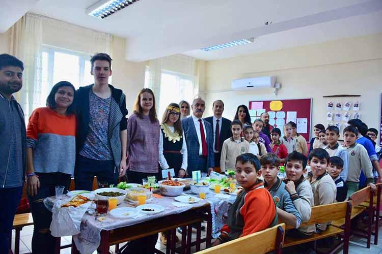 Başkan Culha,Eğitime Dokunan Her Proje Kutsaldır
