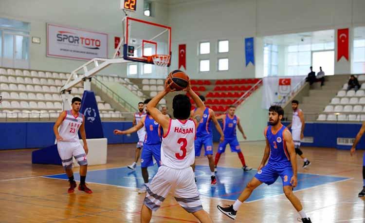 İSTE, Üniversitelerarası Basketbol Grup Müsabakalarına Ev Sahipliği Yaptı