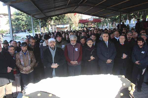 Ukrayna'da Öldürülen Buket Yıldız Samandağ'da Son Yolculuğuna Uğurlandı