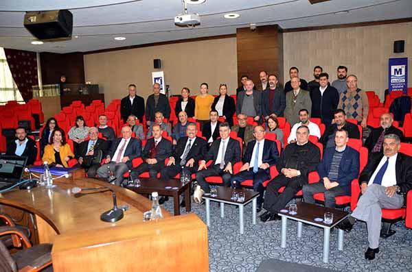 İTSO ve İskenderun Serbest Muhasebeci Mali Müşavirler İş birliği ile 'Dönem sonu işlemler ve vergi mevzuatı' konulu eğitim semineri
