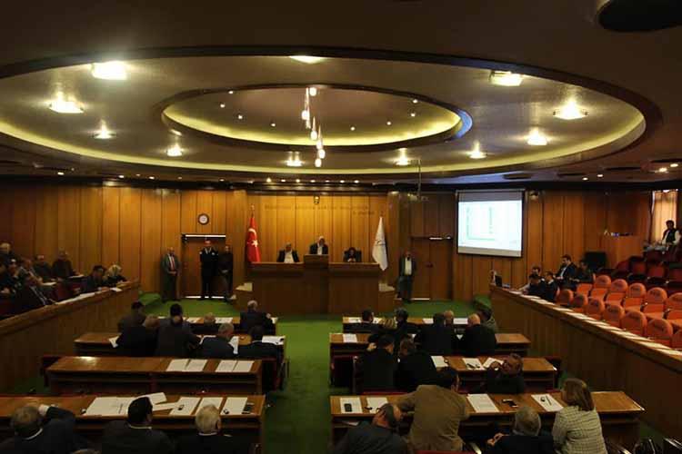 İskenderun Belediye Meclisi  Şubat Ayı 2.Toplantısını Gerçekleştirdi