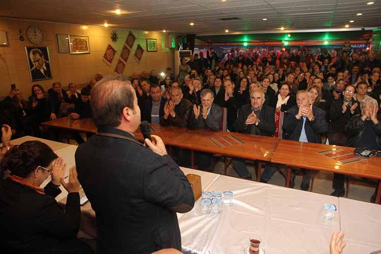"""Şahutoğlu; """"31 Mart Zaferi, Hepimizin Ortak Mücadelesiyle Bizim Olacak"""""""