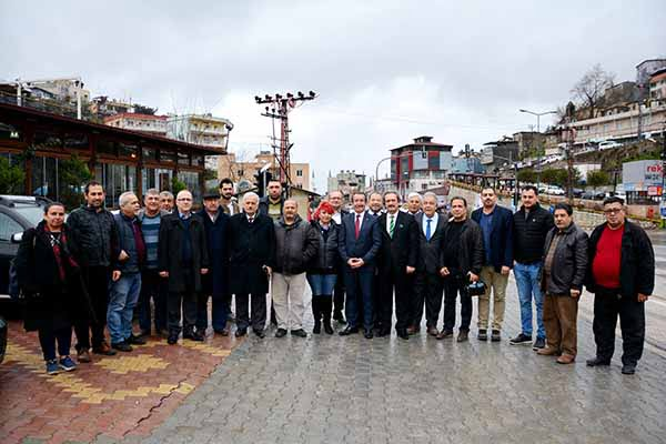 Belen Belediye Başkanı Adnan Vurucu; Biz Halka Hizmet İçin Yola Çıktık