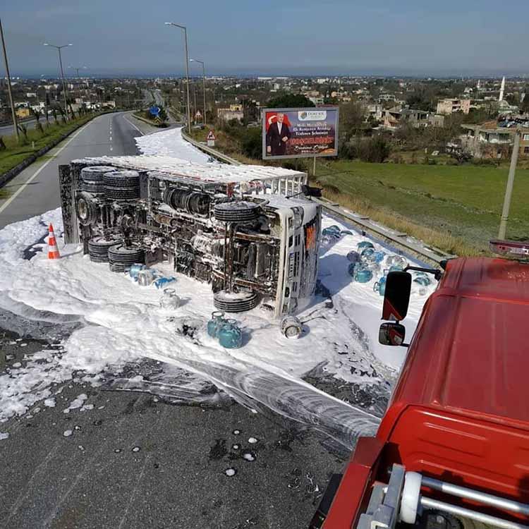 dörtyol trafik kazası 4