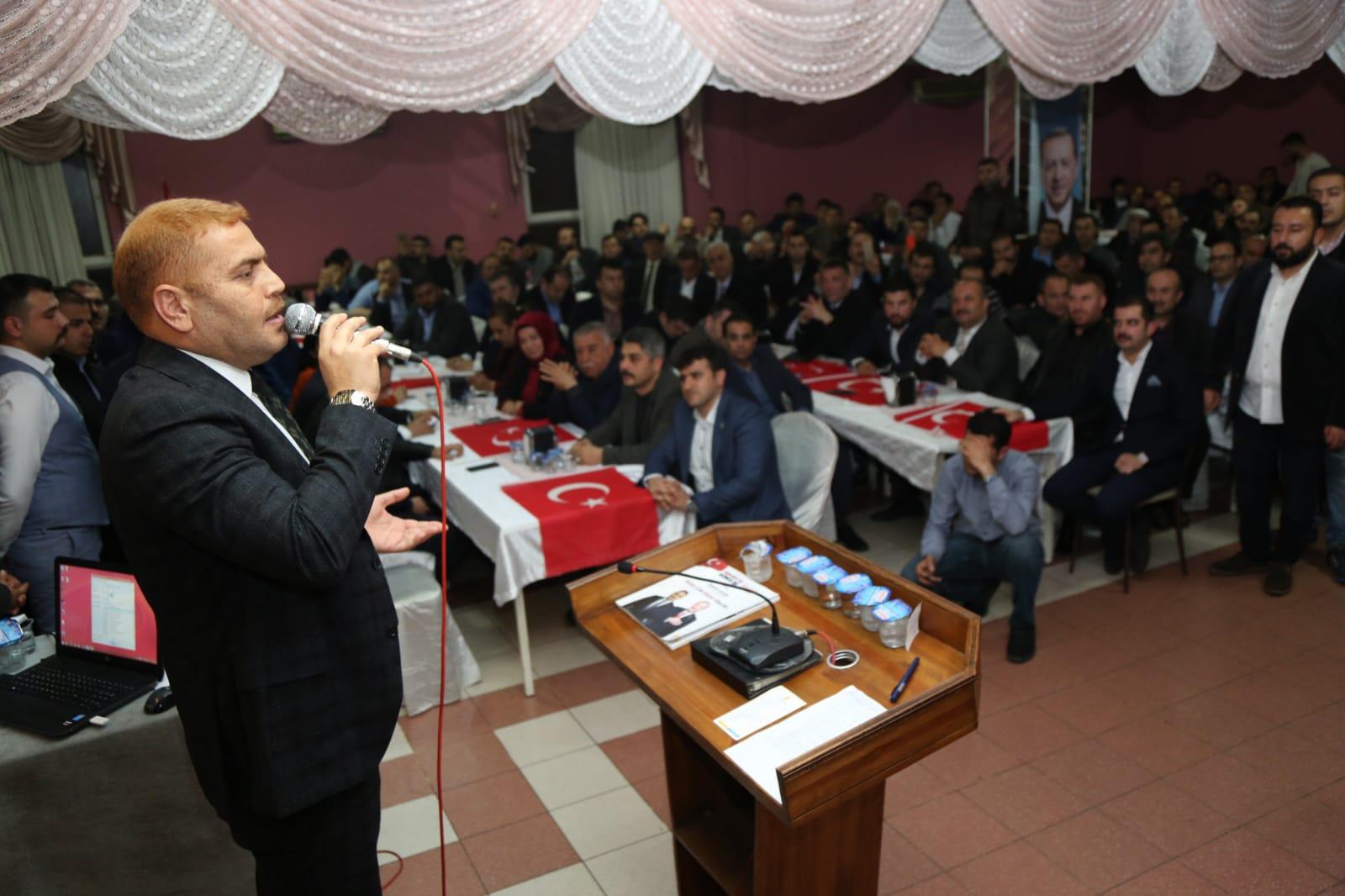 İbrahim Güler: 'Tehdit Belediyeciliği' Anlayışının Sonu Geldi