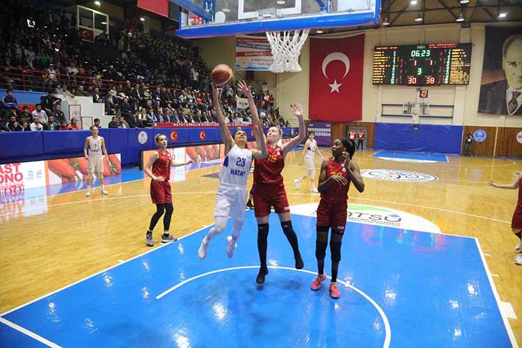 Hatay'daki İlk Maç Galatasaray'ın